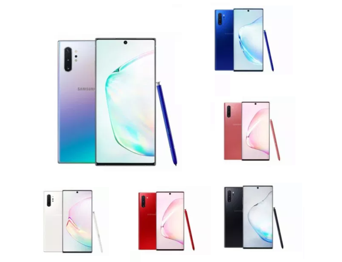 Which Galaxy Note 10 Color to Buy?