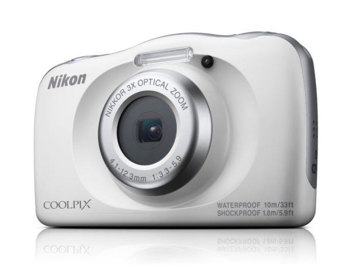 The Tough Nikon COOLPIX W150 Will Be Ready to Travel This September