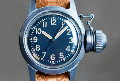 This Military Watch's Bizarre Design Had a Critical Purpose in WW2