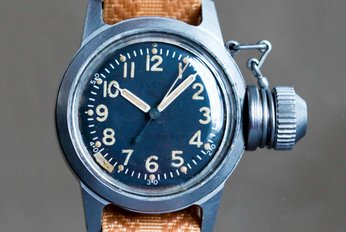 This Military Watch's Bizarre Design Had a Critical Purpose in WW2
