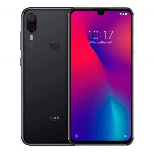 Xiaomi Pocophone F2 will come with an AMOLED display with water drop notch: Here are rumors about its release