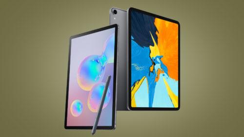 Samsung Galaxy Tab S6 vs. iPad Pro (2018)