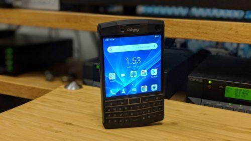 Unihertz Titan ruggedised smartphone review