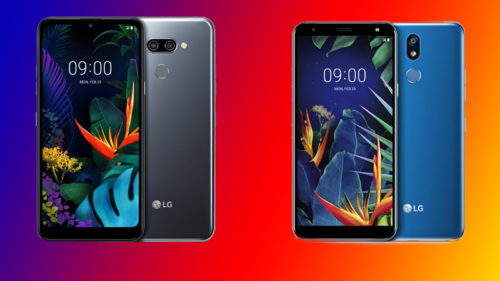 LG K40S and LG K50S: better cameras and battery for the cheaper price