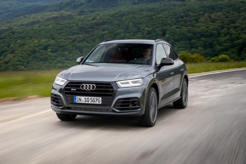 Audi SQ5 could double-up