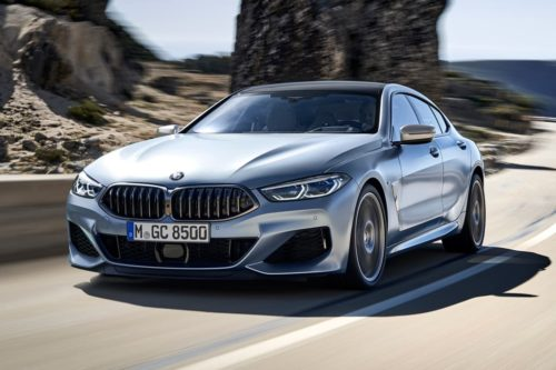 2020 BMW 8 Series Gran Coupe pricing revealed