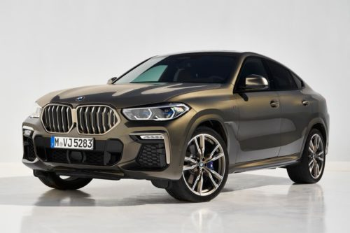 New BMW X6: Australian prices and specs