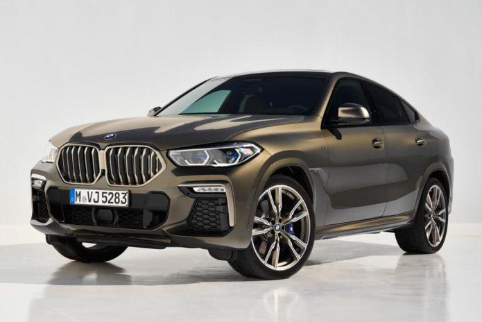 New BMW X6: Australian prices and specs