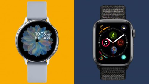 Samsung Galaxy Watch Active 2 vs Apple Watch 4: which smartwatch is for you?