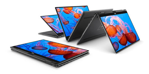 Dell XPS 13 2-in-1 vs. Dell XPS 13