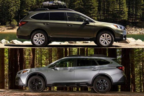 2019 vs. 2020 Subaru Outback: What's the Difference?