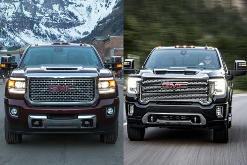 2019 vs. 2020 GMC Sierra HD: What's the Difference?