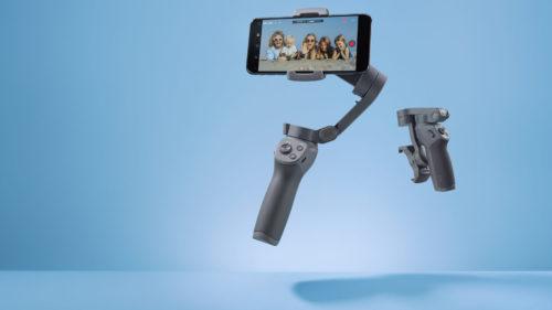 DJI Osmo Mobile 3 vs. DJI Osmo Mobile 2: what the main upgrades?