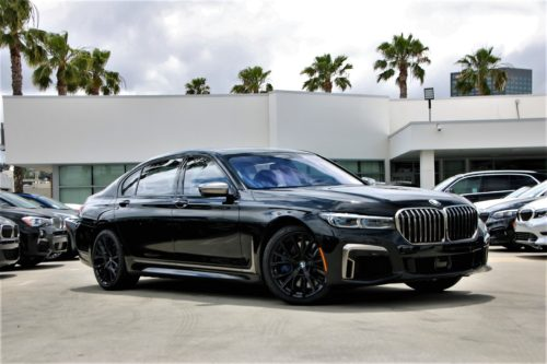 2020 BMW M760i review
