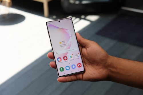 Samsung spams Galaxy phone owners with ads for new Note 10