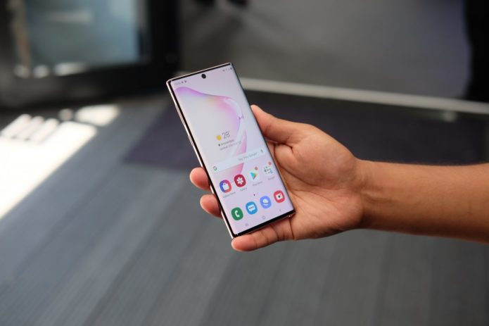 Samsung Galaxy Note 10 Hands on Review