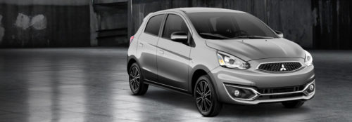 2019 Mitsubishi Mirage LE Review
