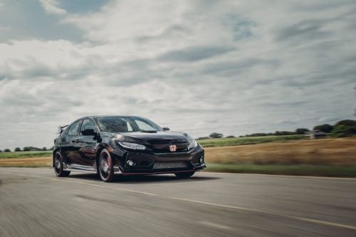 Our Honda Civic Type R Wore through a Tire in Fewer Than 9000 Miles