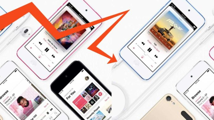 So, headphone jacks are dead, time for more iPods?