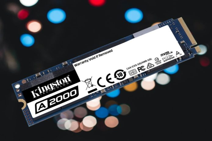 Kingston A2000 NVMe SSD Review: Fast and cheap, at 10 cents per gigabyte