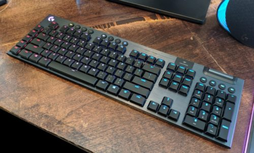 Logitech G915 Review: The Wireless Gaming Keyboard, Evolved
