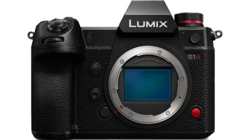 Panasonic Lumix S1H camera detailed: full-frame, 6K video, 5-axis IS