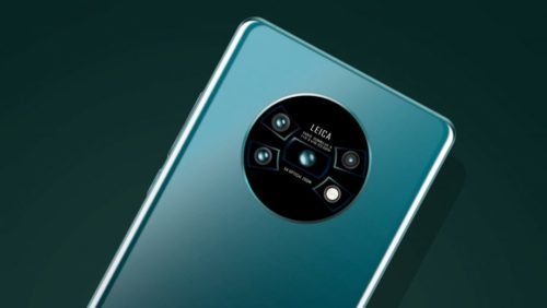 Huawei Mate 30 Pro photos 'leak' and reveal nothing