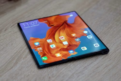 It looks like the Huawei Mate X foldable has been delayed again