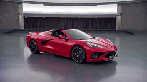 2020 Chevy Corvette C8 Official Price Starts at $59,995