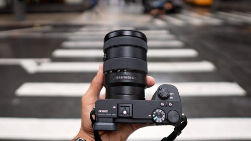 Sony a6600 and a6100 Hands-on review