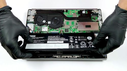 Inside Lenovo ThinkBook 13s – disassembly and upgrade options