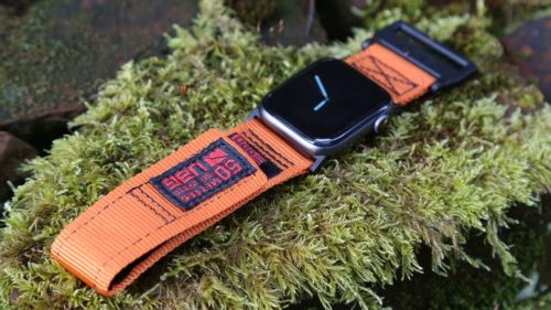 UAG Active Strap for Apple Watch 44mm REVIEW