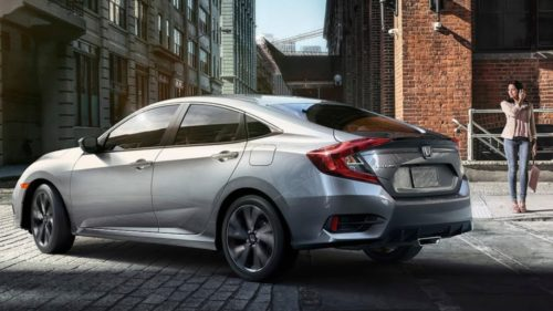 2020 Honda Civic hatchback keeps the manual-transmission faith