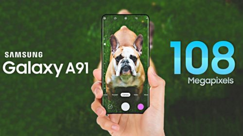 Samsung Galaxy A91 could be first smartphone to offer 108MP camera sensor in 2020