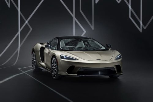 MSO creates special McLaren GT for Pebble Beach