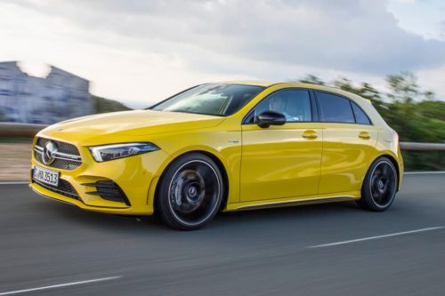 Mercedes-AMG A 35 pricing and specs revealed