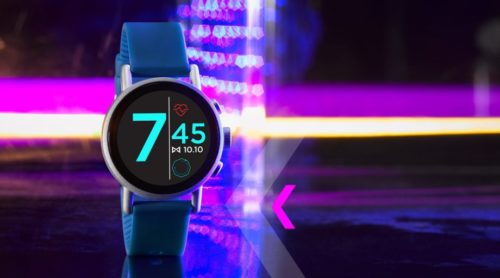 The Misfit Vapor X is an attractive smartwatch with a heavy focus on battery life