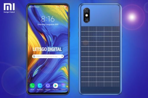 Xiaomi Solar Panel smartphone patent leaked: will it replace power bank?