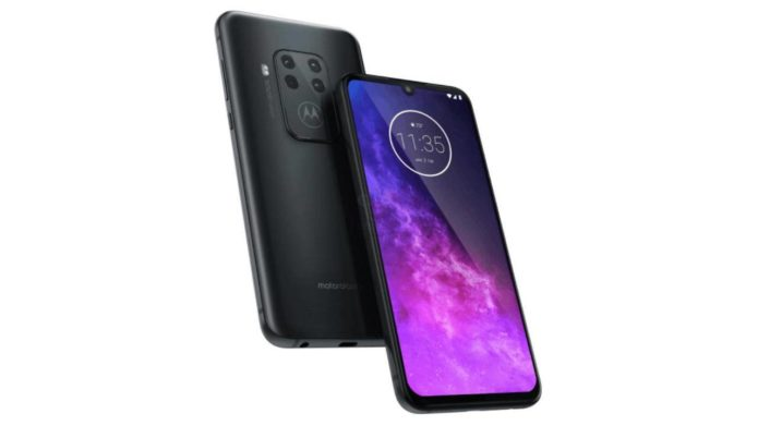 Motorola One Zoom leaked renders show off quad cameras