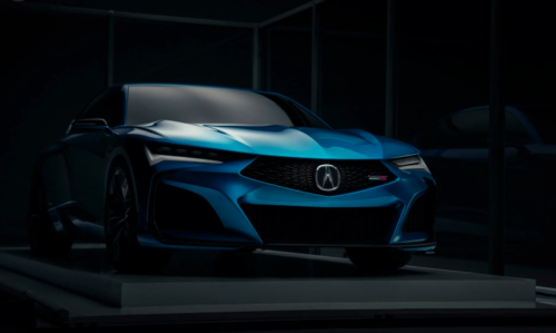 Acura Type S Concept Looks Absolutely Gorgeous