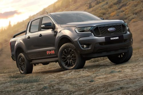 Ford Ranger FX4 dual-cab ute returns