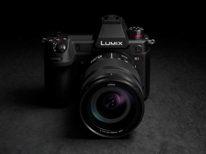 Panasonic Lumix S1H Announced with 6K Video and Dual Native ISO