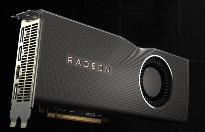 Nope, AMD didn't kill its reference Radeon 5700 cards barely a month after introducing them