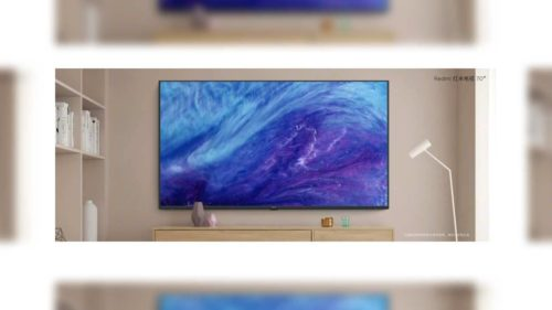 Xiaomi-owned Redmi has unveiled its first smart TV – and it's a 4K giant