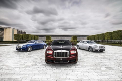 Run-out Rolls-Royce Ghost Zenith revealed