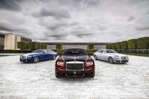 Run-out Rolls-Royce Ghost Zenith revealed
