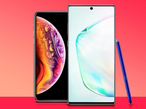 Samsung Galaxy Note 10+ vs Apple iPhone XS Max: The weigh-in