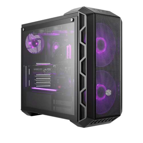 Cooler Master Mastercase H500 Review
