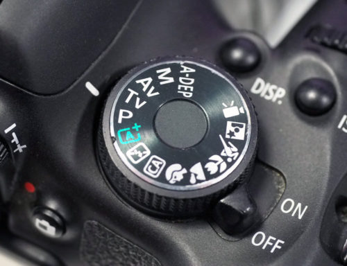 Camera Modes Explained – P, A, S, M, Manual Shooting Modes and Exposure