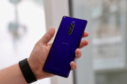 Sony now has an Alexa-flavoured version of the Xperia 1